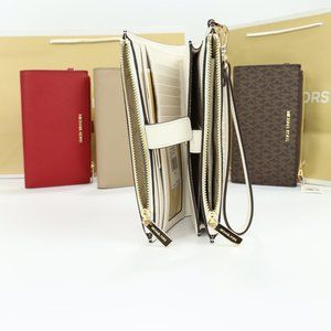 Michael Kors Bags - Double Zip Wristlet  (OPWHI)